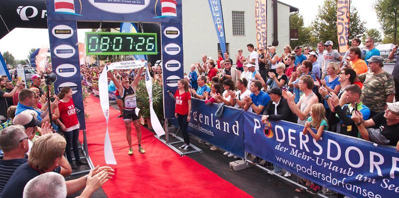 Austria Triathlon Podersdorf 2014